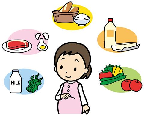 妊婦の食事